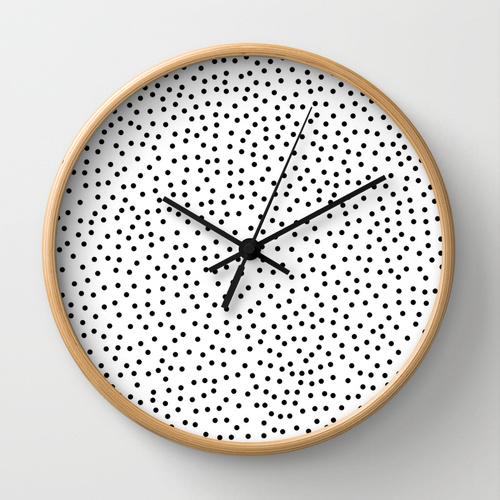 Dots clock
