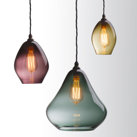 Lamps by curiosa and Curiosa
