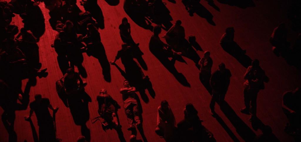 The Crowd, 2015 © Philippe Parreno
