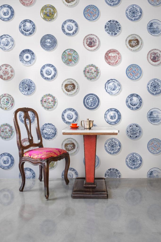 piatti, cucina, wallpaper