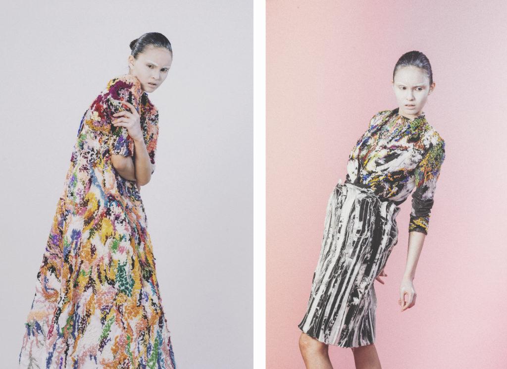 JADE VAN DER MARK fashion designer