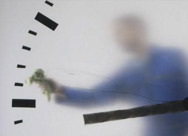 SCHIPHOL CLOCK - MAARTEN BAAS