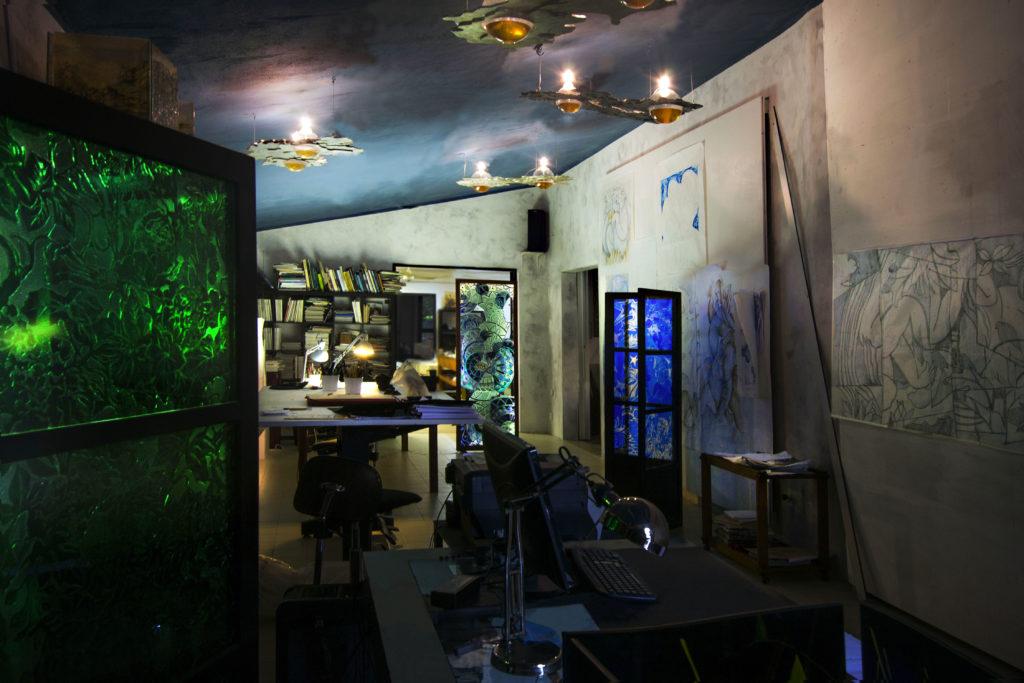 laboratorio vetro artistico