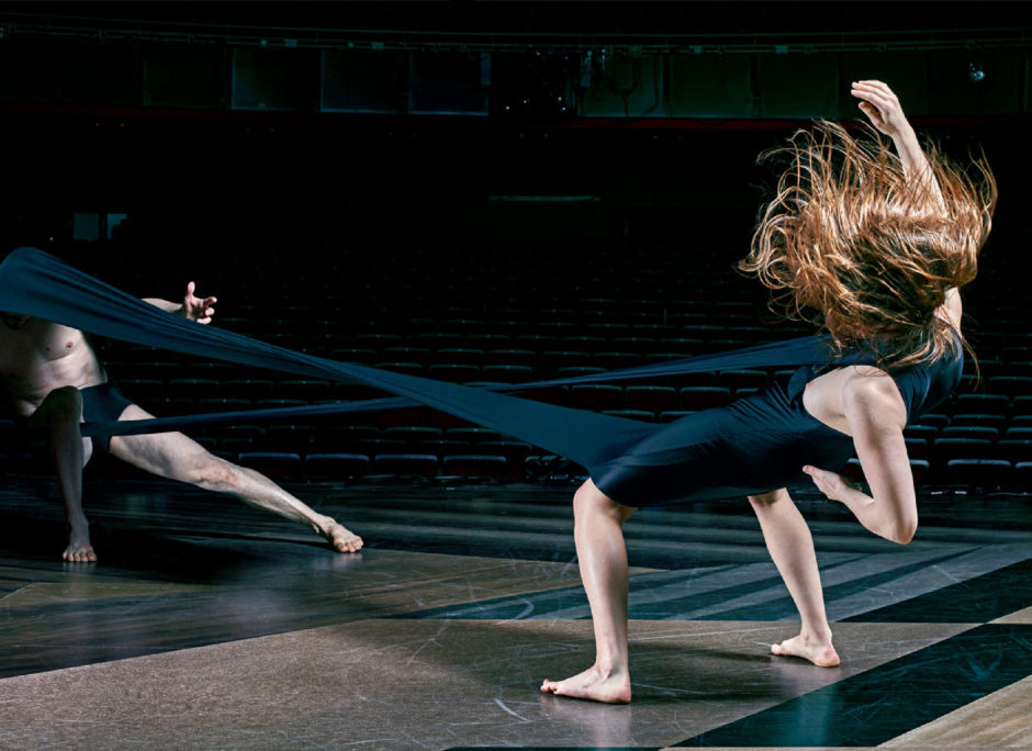 Hussein Chalayan -dance director at Sadler's Wells theatre, London _ itintandem